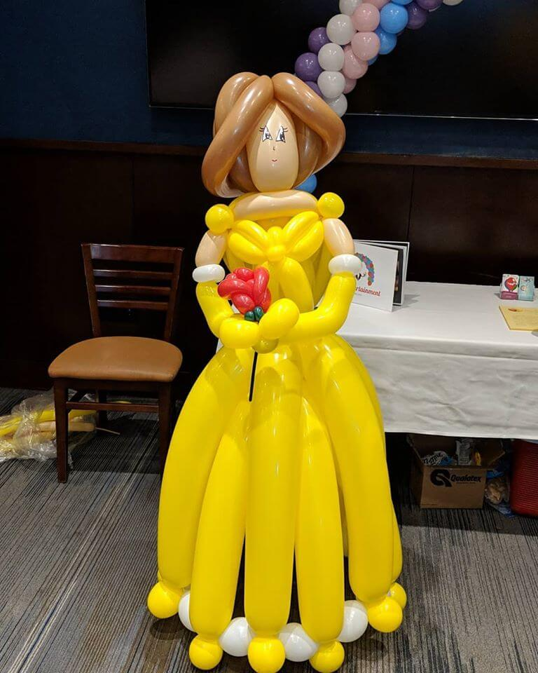 Balloon Twisting Creation for Entertainment or Events